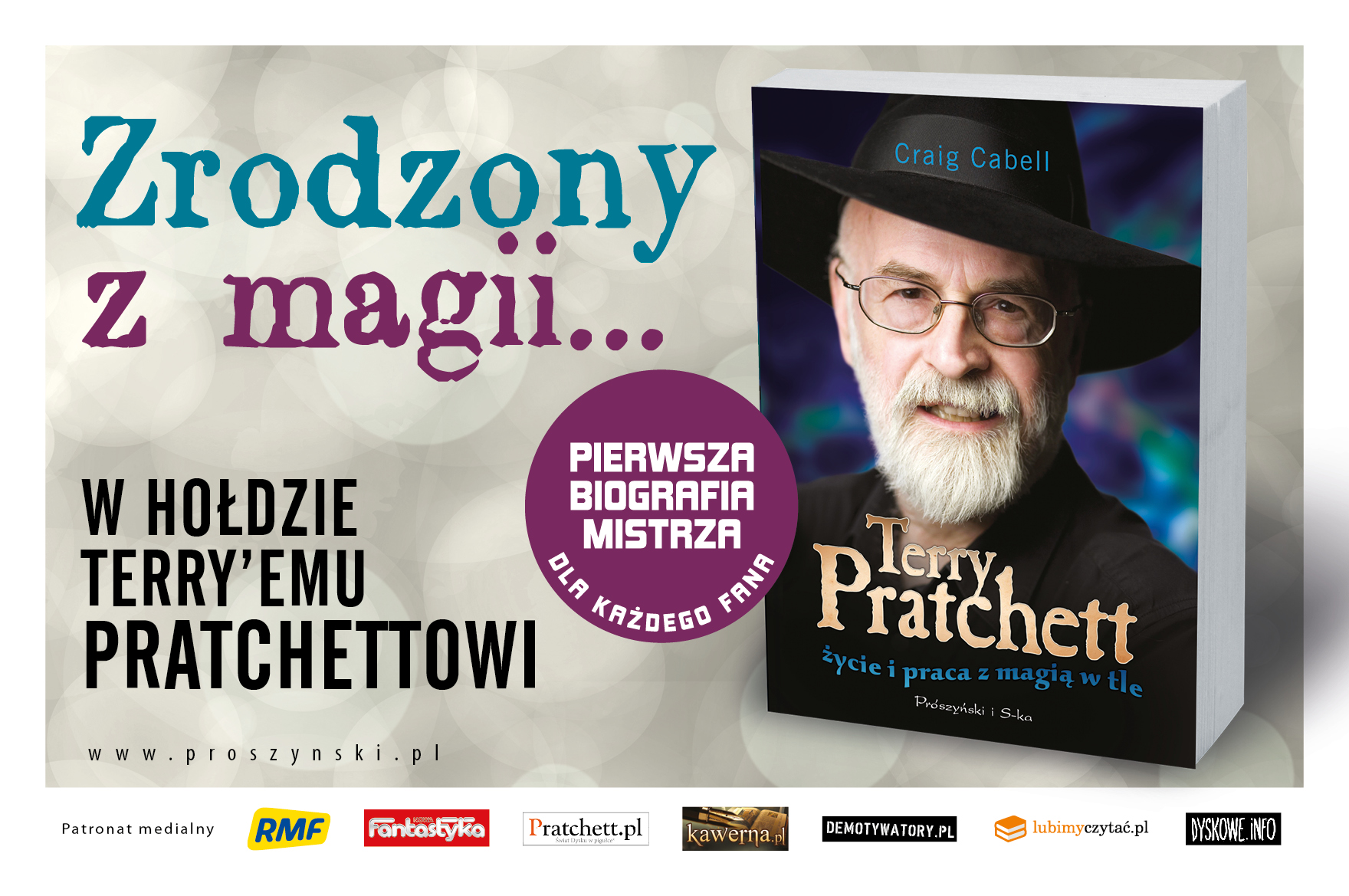 Pratchett biografia billboard