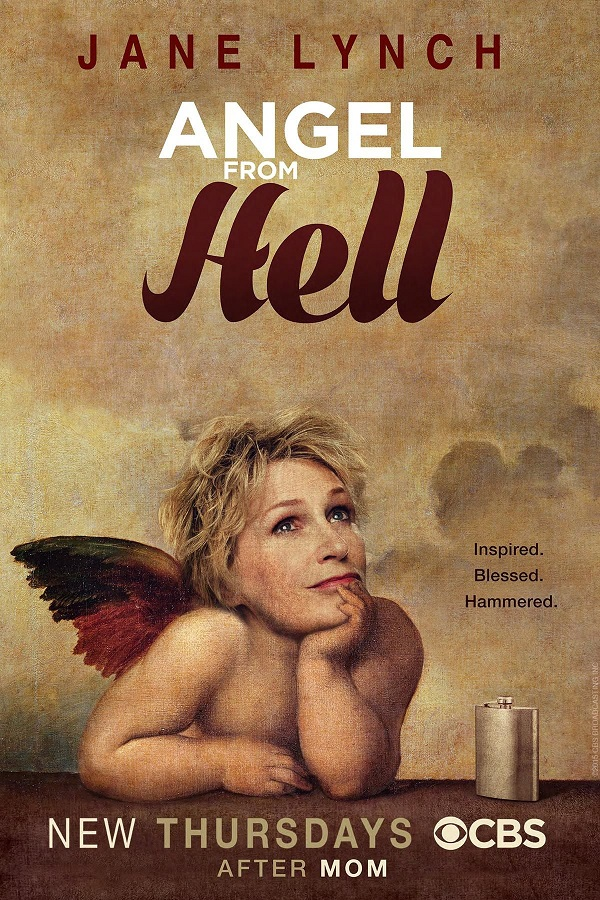 angel from hell plakat