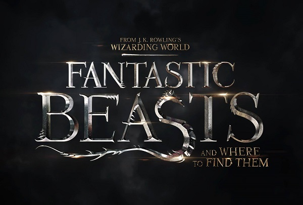 Fantastic Beasts and Where to Find Them Logo