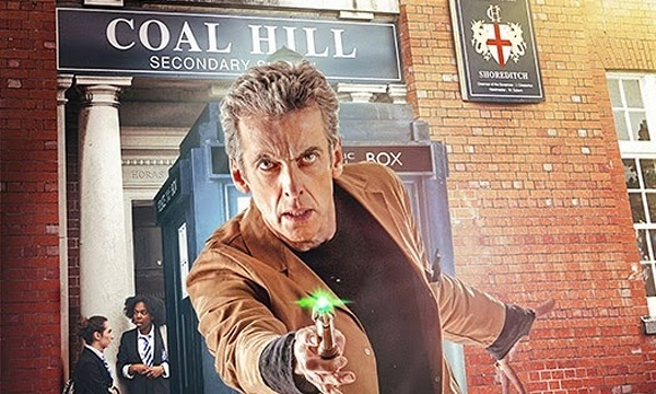 spin off Doctor Who