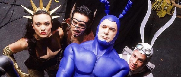 The Tick top