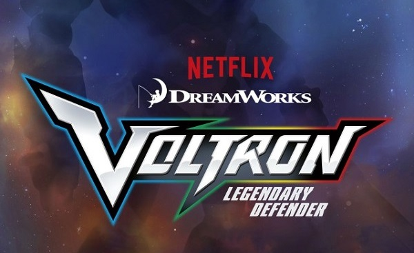 Voltron series TOP