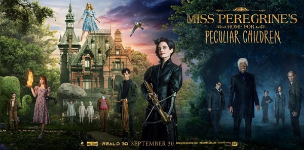 Miss Peregrine TOP