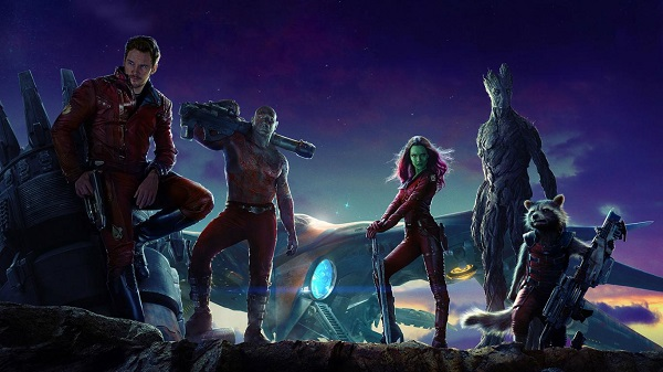 guardians of the galaxy 2 TOP