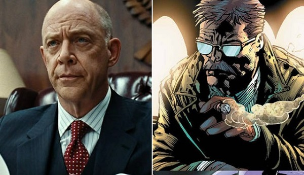 J.K. Simmons TOP