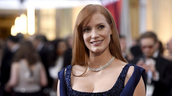 jessica chastain The Division TOP