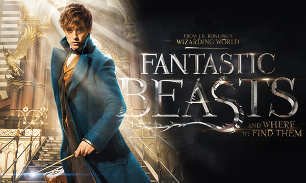 Fantastic Beasts And Where to Find Them TOP