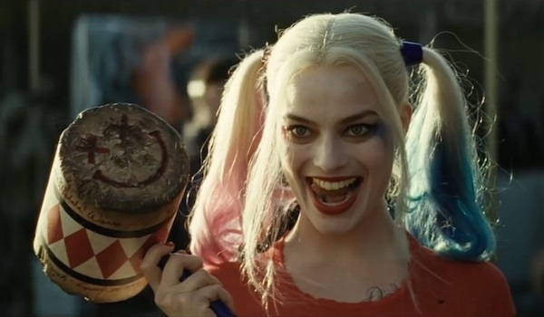 Margot Robbie Harley Quinn TOP
