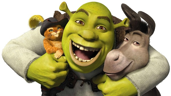 Shrek 5 TOP