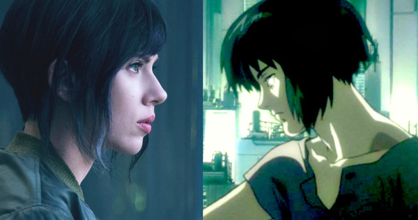 Ghost in the Shell klapa