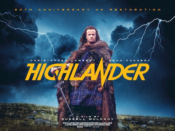 HIGHLANDER top