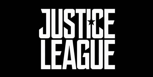 Justice League logo top