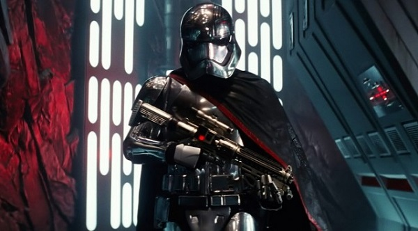 Captain Phasma top