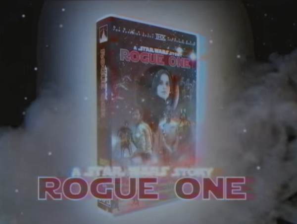 rogue one vhs top
