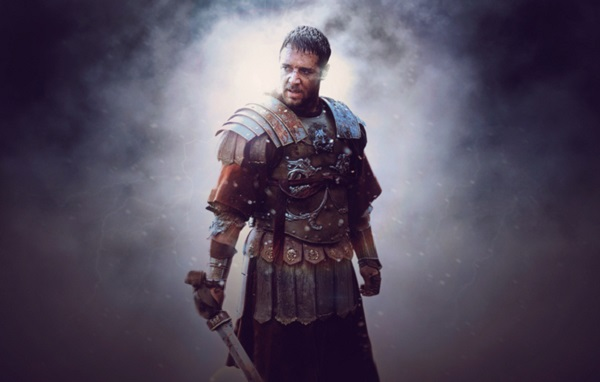 russell crowe gladiator top