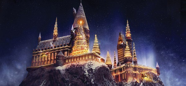 Christmas in The Wizarding World of Harry Potter TOP