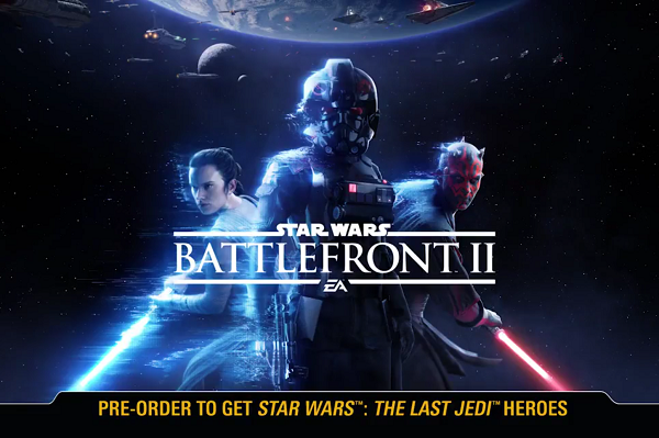 Star Wars Battlefront II top