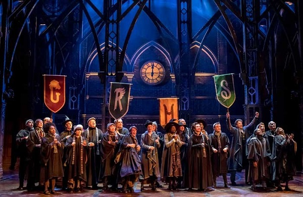 Harry Potter and the Cursed Child top