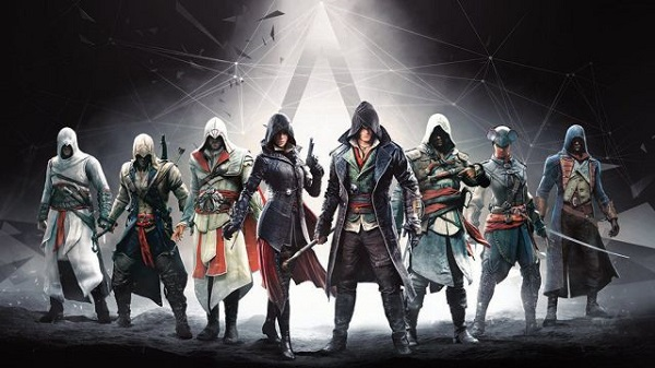 anime Assassins Creed