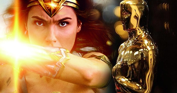 wonder woman oscar top