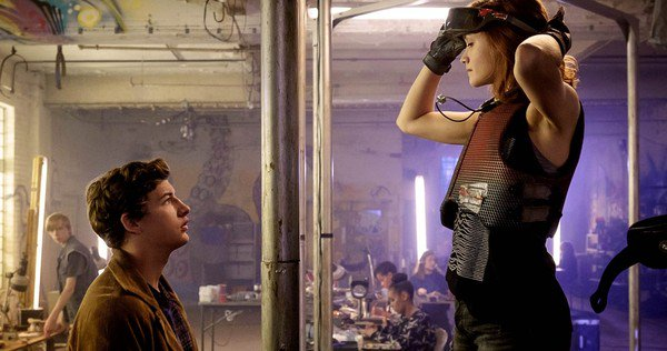 Ready Player One top