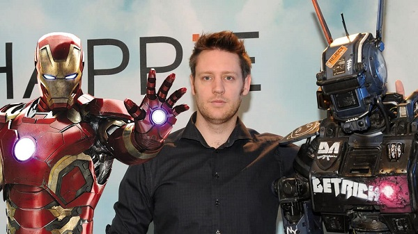 neill blomkamp iron man