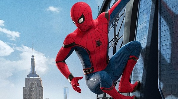 Spider Man Homecoming 2 top