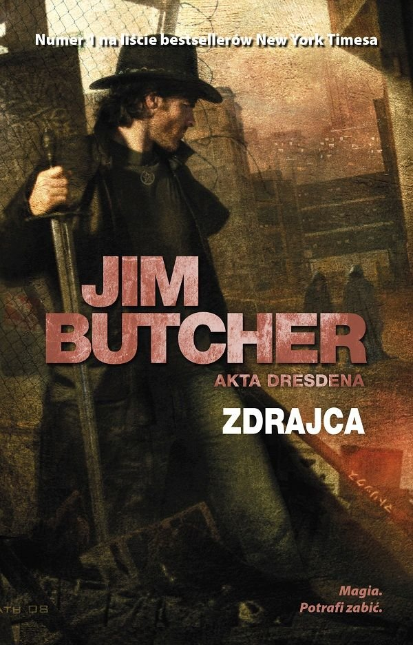 Zdrajca Jim Butcher