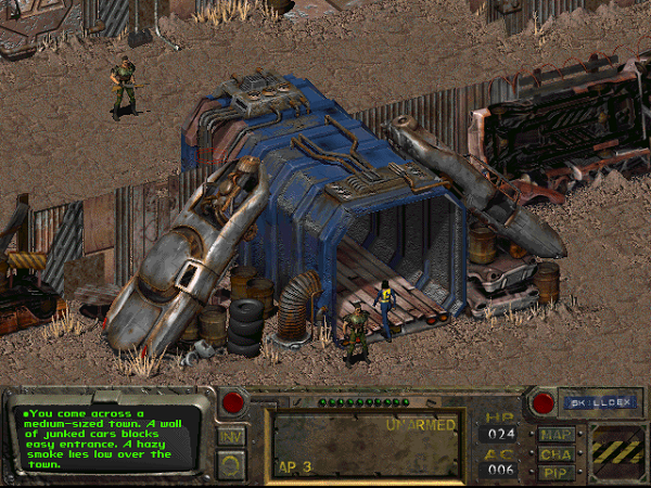 fallout 1 top