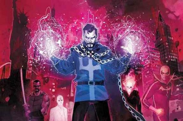 Doctor strange damnation top
