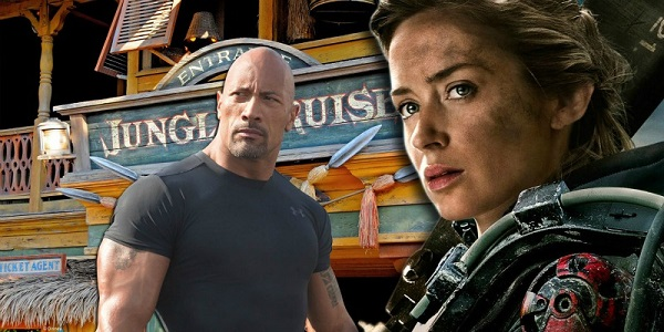 Emily Blunt and Dwayne Johnson top