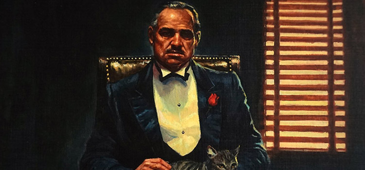 The Godfather Imperium Corleone Eric M. Lang