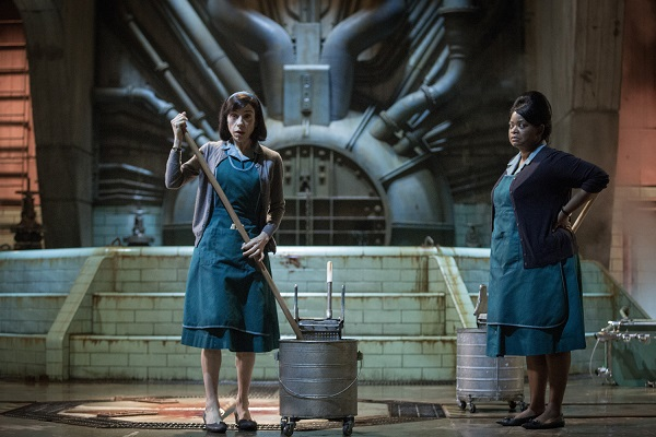 the shape of water ADG