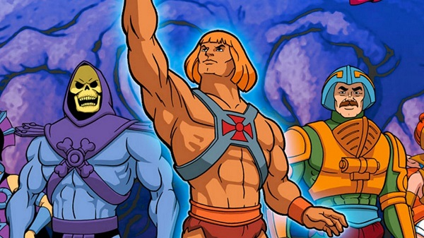Masters of the Universe top