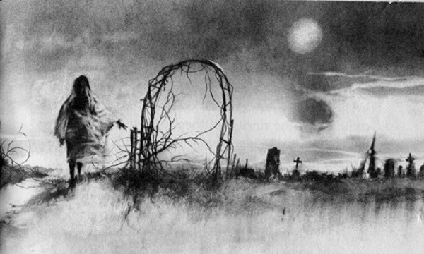 Scary Stories to Tell in the Dark top