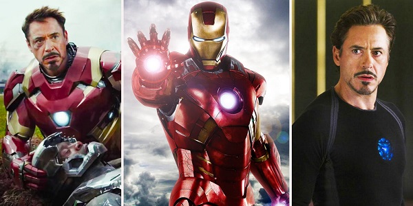 iron man mcu top