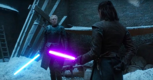 game of thrones lightsabers top