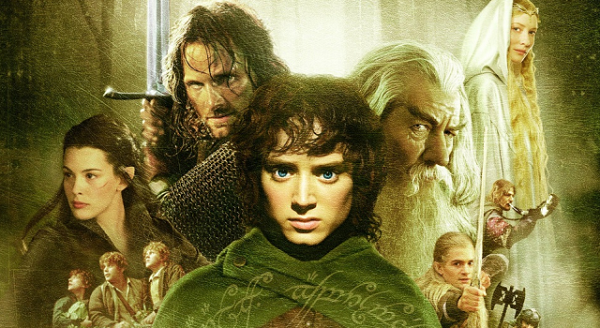 Lord of the Rings top