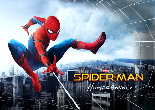 spider man homecoming top
