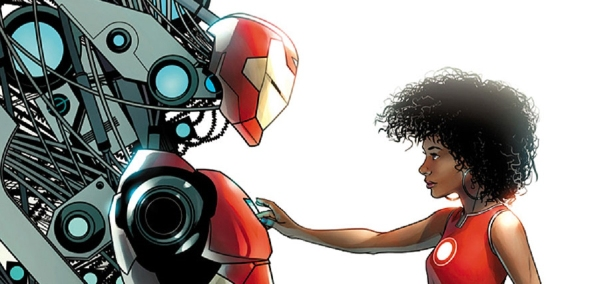 Riri Williams top