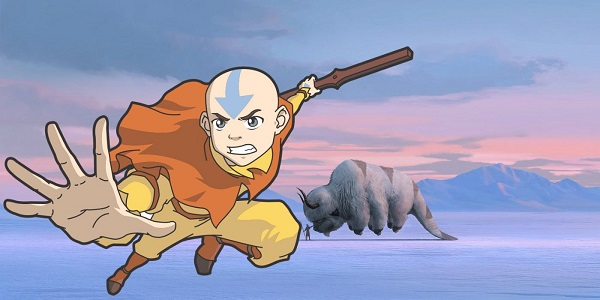 Avatar The Last Airbender top