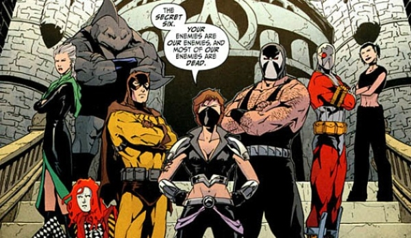 secret six top