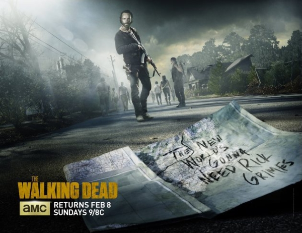 Andrew Lincoln TWD TOOP